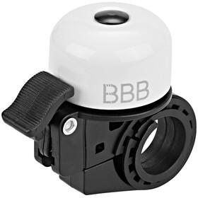BBB Loud & Clear BBB-11 soittokello , valkoinen